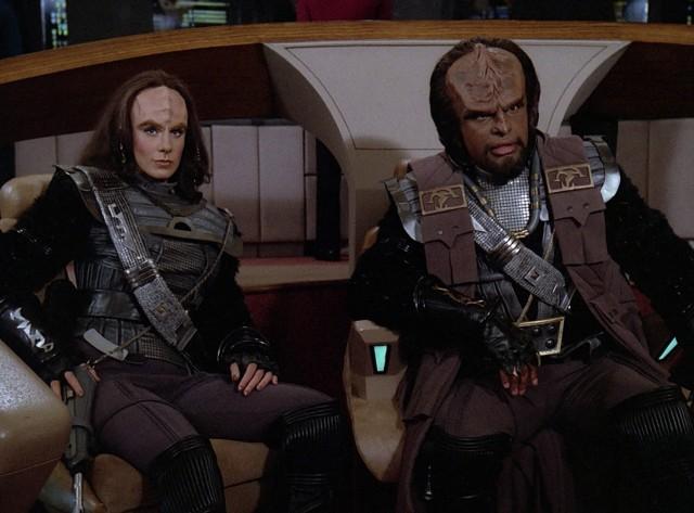 Star Trek, Klingons