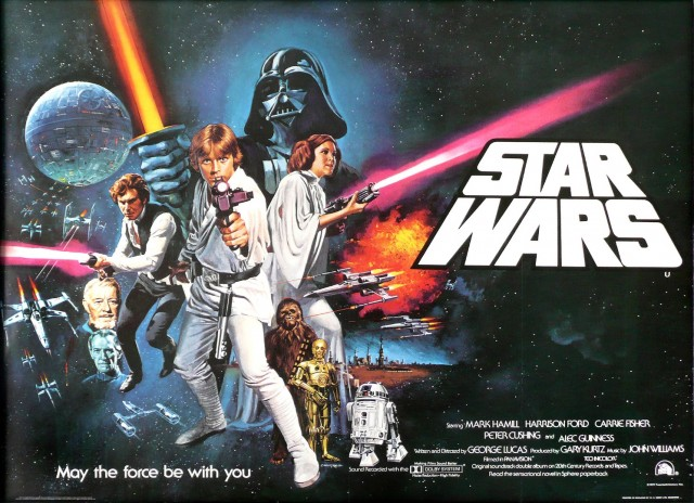 Star Wars A new hope  (Large)