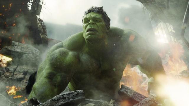 The Incredible Hulk 2111
