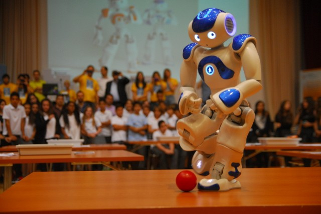 microsoft robotics 1