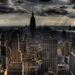 new york city gotham city