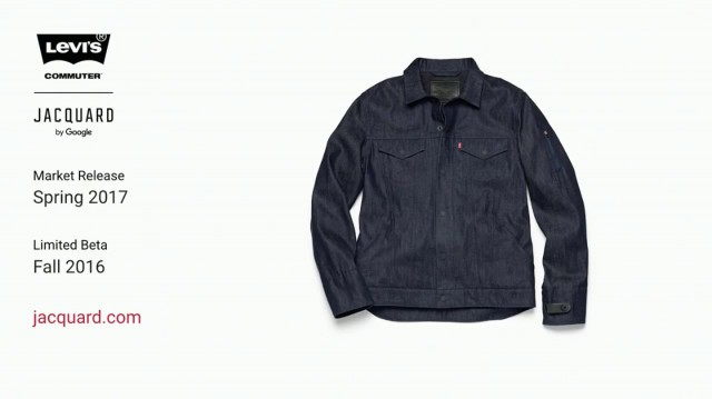 Levis Commuter Jacket
