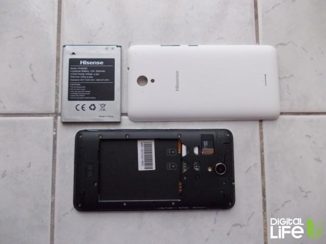 hisense f20 smartphone