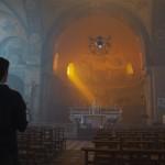Drone byzantine church 1