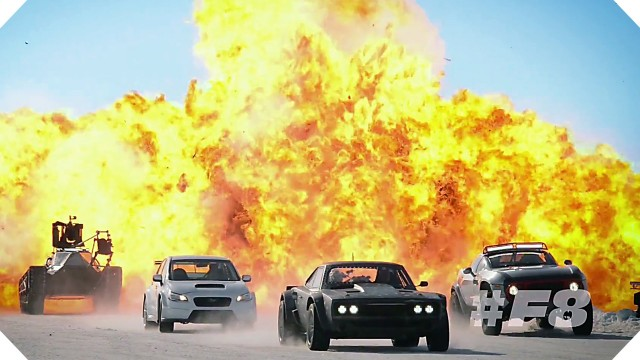 FAST AND FURIOUS 8 - 'Iceland Racing' TEASER