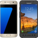 Galaxy S7 Active vs S7