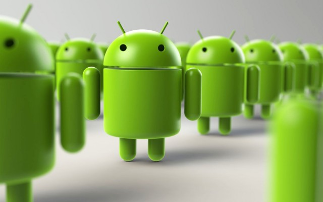 Google Android Mascot
