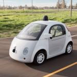 Google Autonomous Car 2