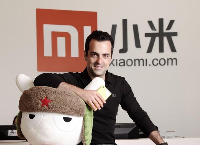 Hugo Bara Xiaomi