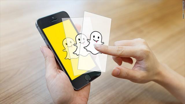Snapchat app 2