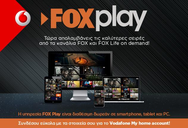Vodafone _ FOX Play
