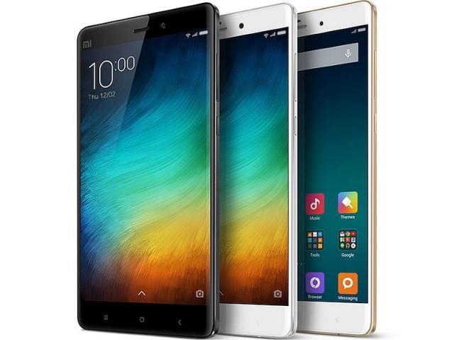 XIaomi 2 cell phones