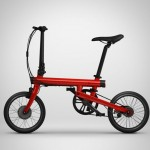 Xiaomi Mi QiCYCLE Electric Folding Bike2