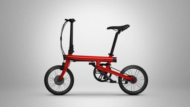 Xiaomi Mi QiCYCLE Electric Folding Bike2