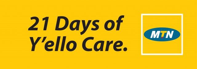 21 Days of Y'ello Care MTN