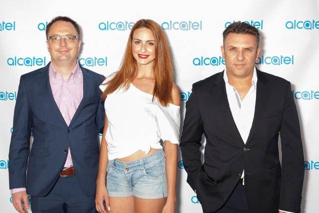 Alcatel Press Event - Photo 1 (Large)