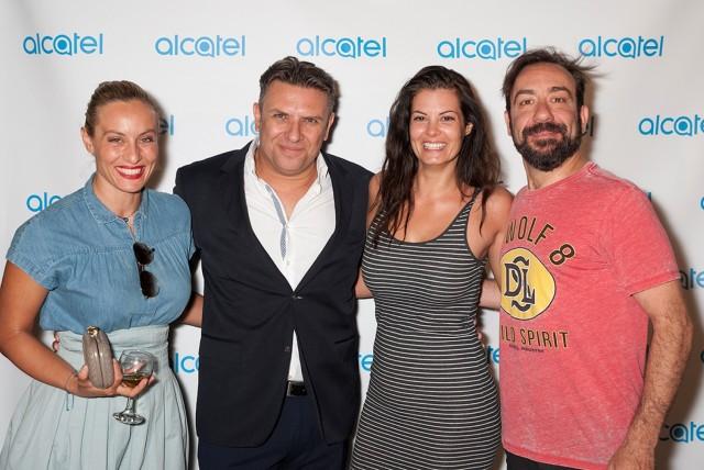 Alcatel Press Event - Photo 4 (Large)