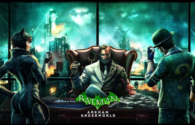 Arkham Underworld 1