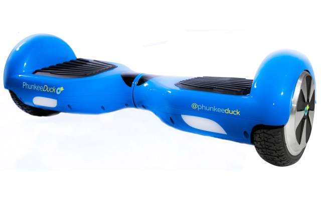 BlueDuck hoverboard 1