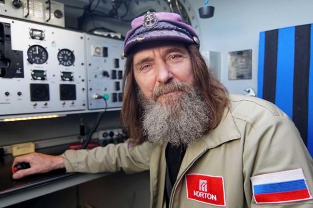 Fyodor Konyukhov