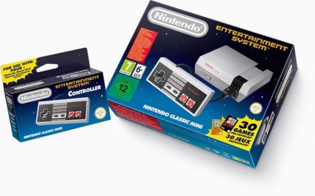 Mini NES 1