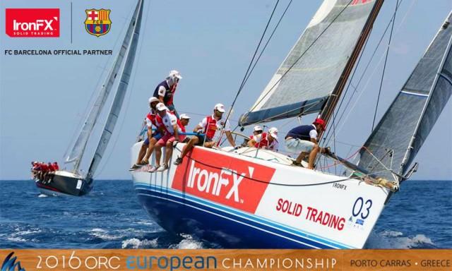 ORC European Championship 2016 ironfx
