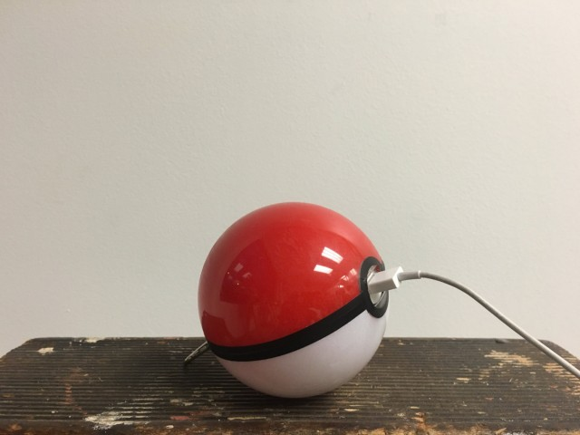 Pokeball external battery pack2