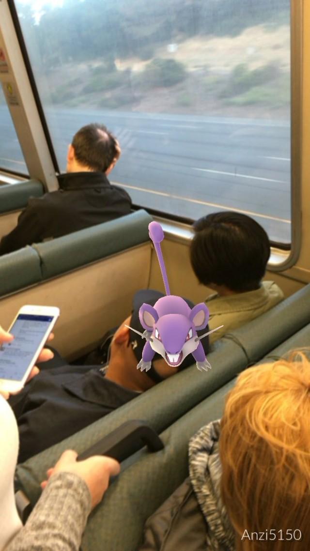 Pokemon GO Leofwreio