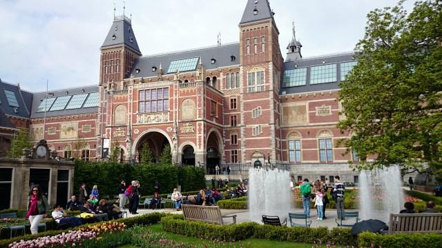 Rijkt amsterdam 5 (Large)