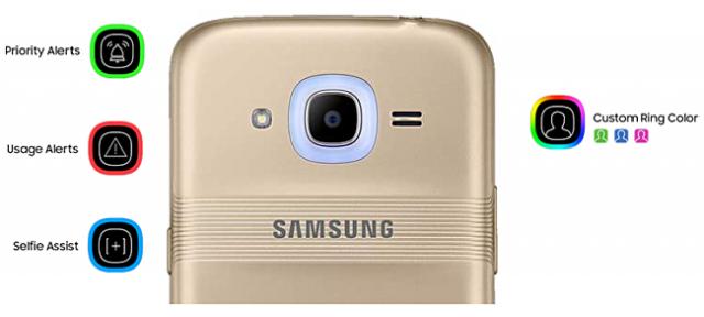 Samsung Galaxy J2 2016 2