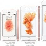 iPhone 4 vs iPhone SE vs iPhone 6s vs iPhone 6s Plus