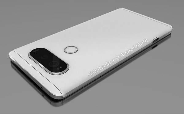 LG V20 render leak