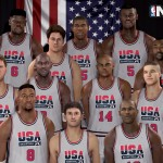 NBA 2K17 Dream Team 23