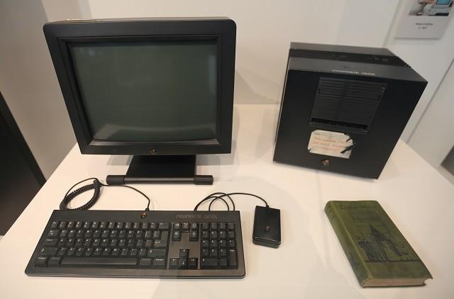 Ο υπολογιστής NeXT που χρησιμοποιούσε ο Tim-Berners Lee στο CERN