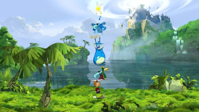 Rayman Origins 2C
