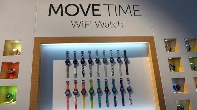 MOVETIME WiFi Watch1