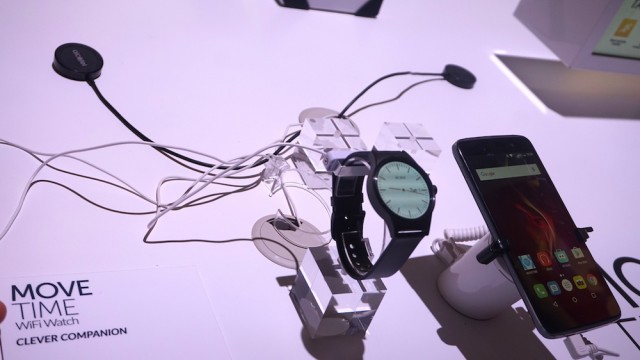 MOVETIME WiFi Watch3