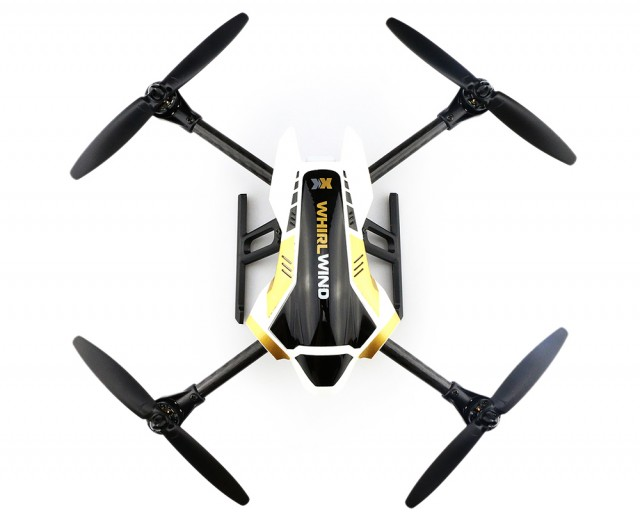 Quad-copter Gearbest (1)