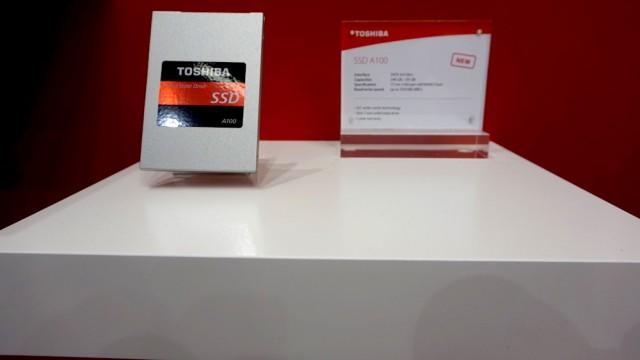 SSD A100