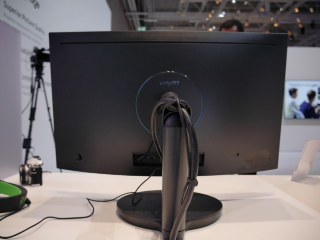 Samsung Curved Gaming Monitor (1)