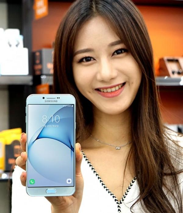 Samsung Galaxy A8 (2016). οθόνη 5,7 ιντσών και οκταπύρηνο επεξεργαστή Exynos 7420