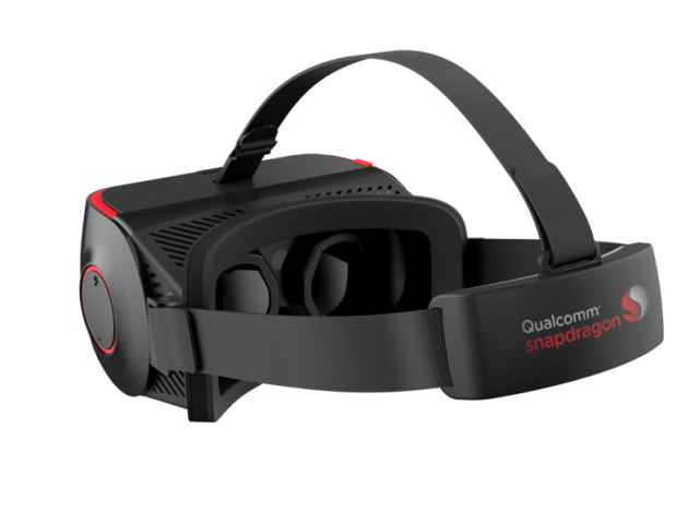 Snapdragon VR820 back
