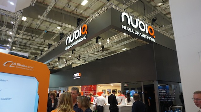 nubia booth