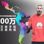 huawei Lionel Messi