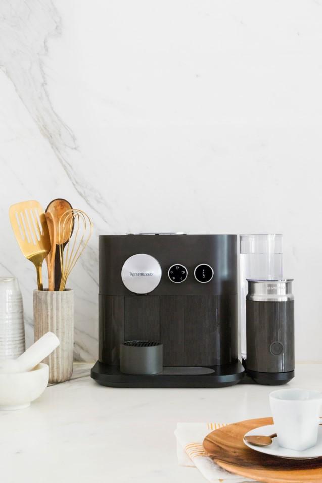 Nespresso Expert Με σύνδεση Bluetooth, έξυπνες ρυθμίσεις  -> Nespresso Expert