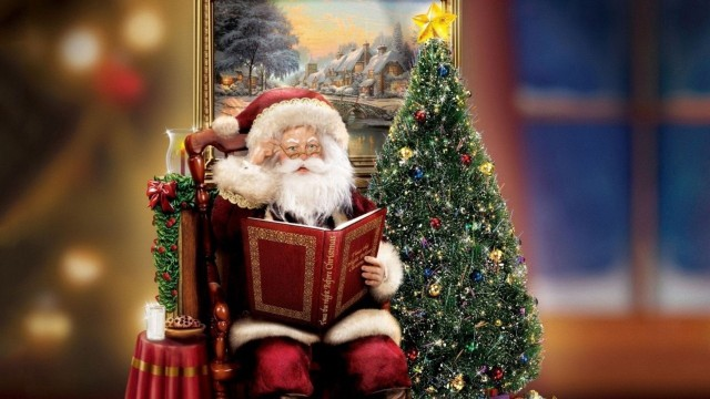christmas-santa-reading-book