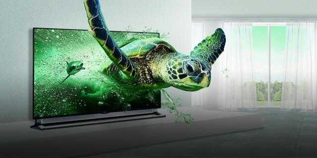 LG 3D TV 1