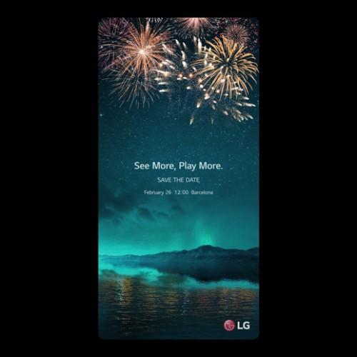 LG G6 february