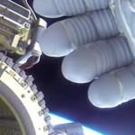 NASA hand