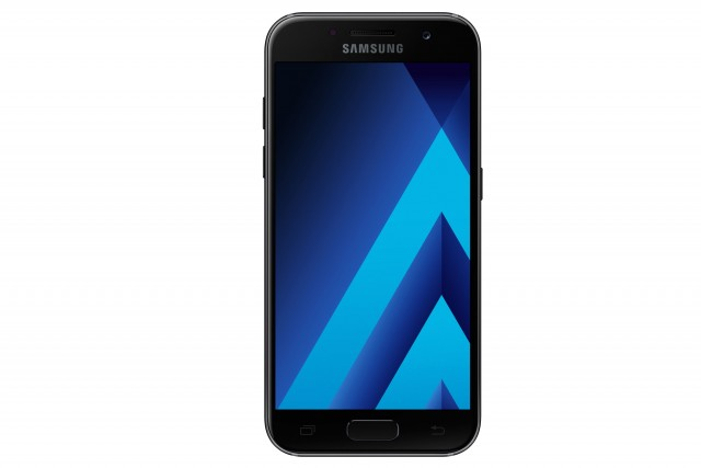 Samsung Galaxy A3_Black Sky